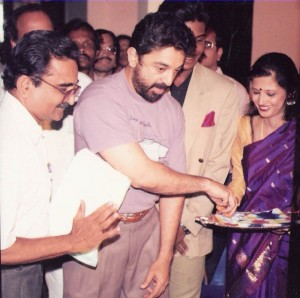 Mr.Kamal  Hassan  innaugurating  swingers
