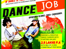 Dance Job