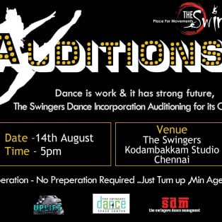 Audition-event